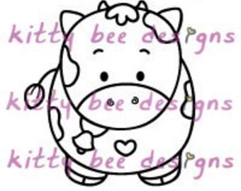 Kal-Bee Cutie Digi Stamp