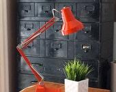 Vintage • Desk Lamp • Articulating • Ledu