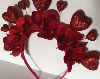 The Roxy Heart Headband
