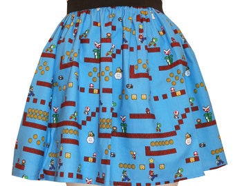 Mario Full Skirt - 20% OFF