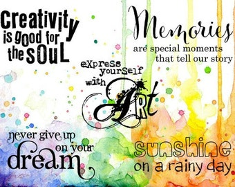Express Yourself, Visible Image