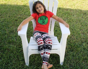Christmas leggings FREE SHIPPING