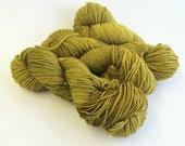Hand dyed yarn pick your base - Scarab - sw merino cashmere nylon fingering dk worsted