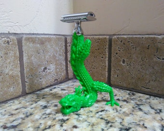 Dragon Single Blade Safety Razor, 3D Printed