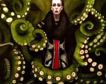 The High Priestess Of Nightmares