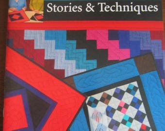 Amish Quilt Stories & Techniques
