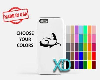 Simple Horse iPhone Case, Mare iPhone Case, Horse iPhone 8 Case, iPhone 6s Case, iPhone 7 Case, Phone Case, iPhone X Case, SE Case