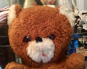 Vintage Wind-Up Musical Bear Will Make Your Heart Sing- Free Shipping