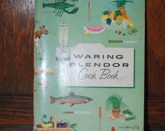 Vintage Waring Blendor Cook Book