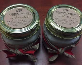 Scents When 8oz. Candle