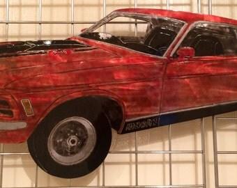 1979 Mach 1 Mustang