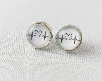 Earplugs heart palpitations
