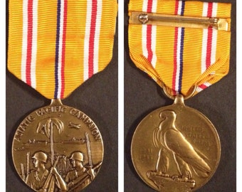 Us asiatic pacific campaign medal