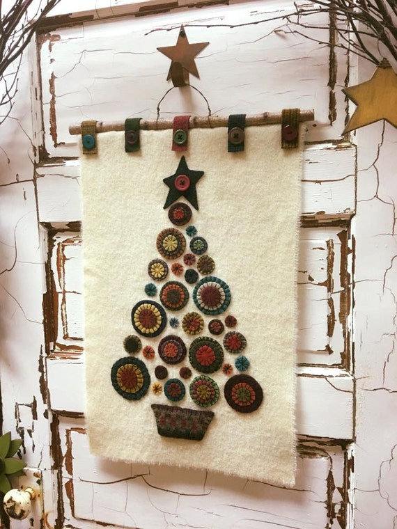 Penny Christmas Tree By Downtownexchange On Etsy