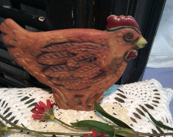 Vintage Hen Country Decor