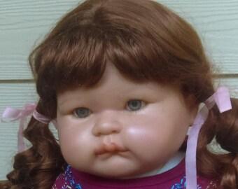 Precious Pouty Faced Toddler Berenguer Reborn