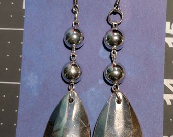 Extremely Ridiculous Teardrop Earrings