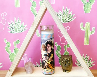 Saint Uncle Jesse // Full House Prayer Candle