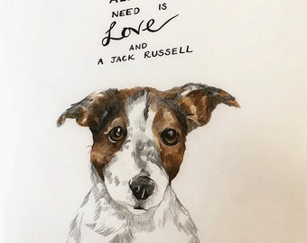 All you need is love and a Jack Russell