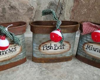 Fishing Bucket - Small Size