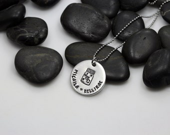 Personalized Jar Necklace
