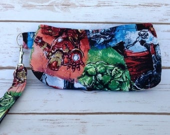 Avengers Clutch - Ready to Ship