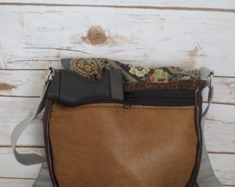 Concealed Carry Purse-Shabby Chic Style