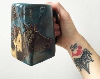 Vintage Mara Mugs