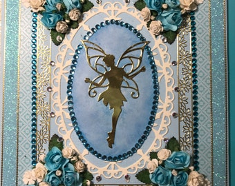 Turquoise Fairy Journal