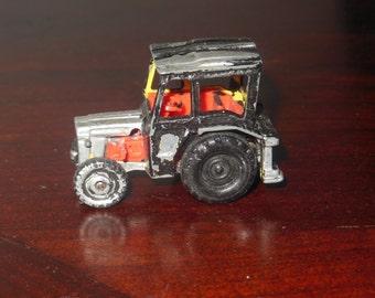 corgi juniors metal die cast miniature tractor