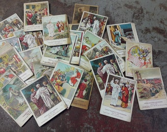Berean Lesson Picture cards