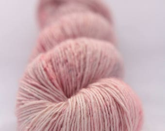 Hand-dyed yarn - sock yarn - superwash - merino - dyed-to-order - speckles - POUDREE