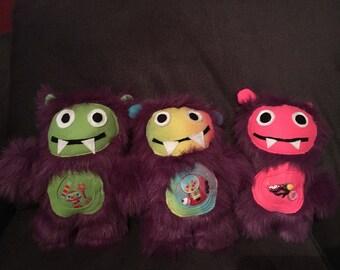 Purple Munchie Monster!