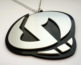 Pokemon - Team Skull Large Necklace (Perfect for Cosplay)