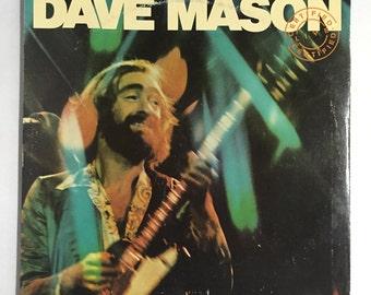 Dave Mason Certified Live Vintage Vinyl Double Gatefold Album // Vintage Vinyl Record Album LP, 70s Rock  Audiophile