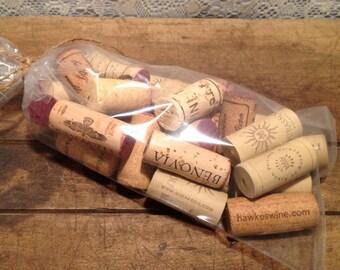 Bag of 25 wine corks