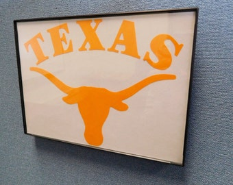 Texas Longhorn's Wall Art