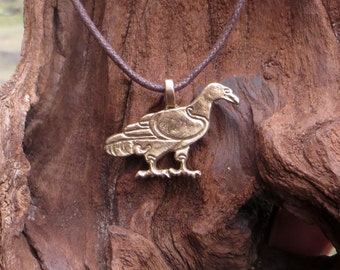 Pictish Eagle Pendant in Bronze