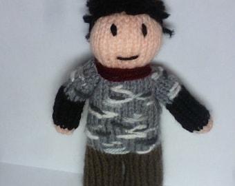 10k knitted doll (Z Nation)
