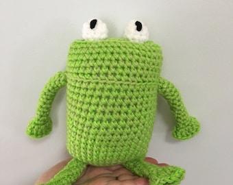 Fergus the Frog
