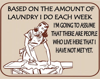 Funny Laundry Pictures Funny Laundry Sign  Etsy