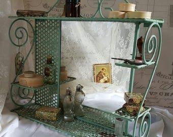 Badkamer decoratie linnengoed ijzerwaren etsy nl - Originele toilet decoratie ...