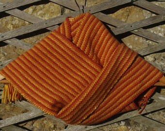 Burst of Autumn Scarf
