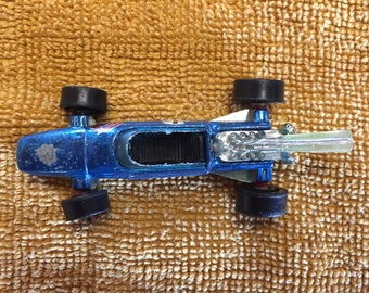 Hot Wheels Red Line Brabham, 1969, blue