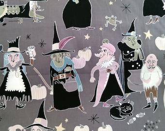 Hagatha's Halloween by Alexander Henry Fabrics 7782B