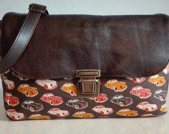 leather bag, cars, vintage, bag woman cross, shoulder bag, bag leather black, skin, birds, bag messenger, messenger bag, woman bag