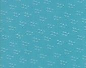 Desert Bloom - Butterflies Turquoise by Sherri & Chelsi for Moda, 1/2 yard, 37526 19