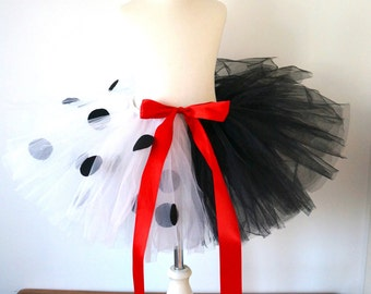 Dalmation Tutu - Girls Tutu
