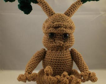 Rootie the Mandrake Root (Made to Order)