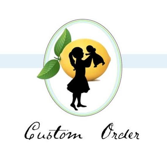 Custom Order for fairfax1421
